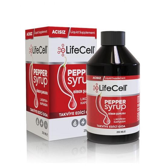 LifeCell Biber Şurubu