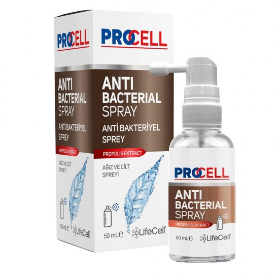 ProCell Anti Bakteriyel Spray