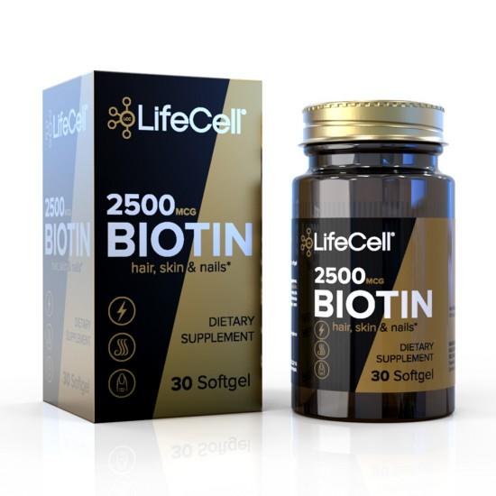 LifeCell Biotin