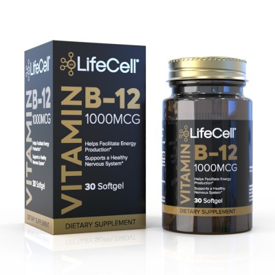 LifeCell Vitamin B-12
