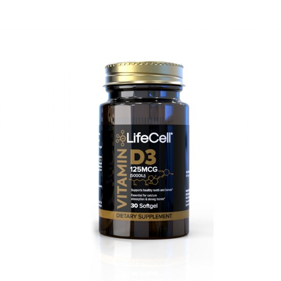 LifeCell Vitamin D3
