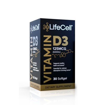 LifeCell Vitamin D3
